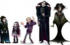The Little Vampire Cartoon Picture