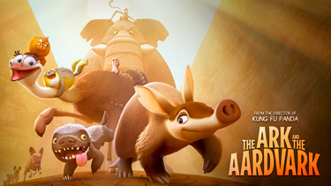 The Ark and the Aardvark Cartoon Picture