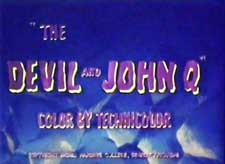 The Devil and John Q Cartoon Pictures