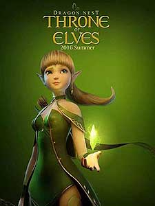 Dragon Nest: Throne of Elves Cartoon Picture