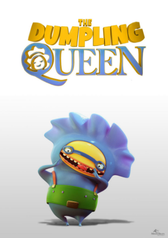 The Dumpling Queen Cartoon Pictures