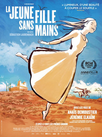 La Jeune Fille sans Mains (The Girl Without Hands) Free Cartoon Picture