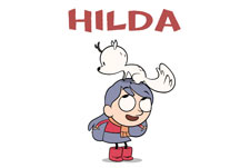 Hilda (Series) Pictures Of Cartoon Characters