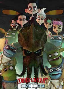 Howard Lovecraft and the Frozen Kingdom Pictures Of Cartoon Characters