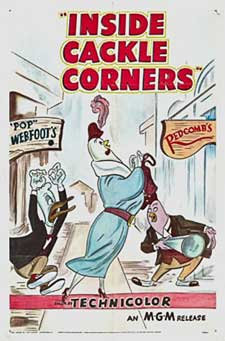 Inside Cackle Corners Cartoon Pictures