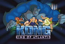 Kong: King Of Atlantis Cartoons Picture