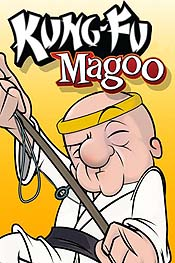 Kung Fu Magoo Free Cartoon Pictures