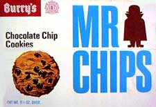 Mr. Chips Cookies