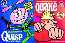 Quisp & Quake Episode Guide Logo