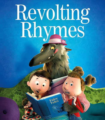 Revolting Rhymes Cartoon Picture