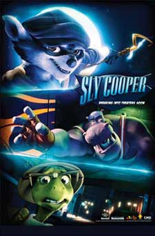 Sly Cooper Cartoon Picture