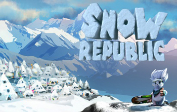 Snow Republic Cartoon Pictures
