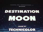Destination Moon Cartoon Character Picture