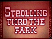 Strolling Thru The Park Pictures Cartoons