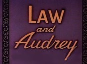 Law And Audrey Cartoon Picture