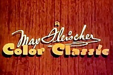 Color Classics Theatrical Cartoon Series Logo