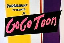 GoGo Toons Theatrical Cartoon Series Logo