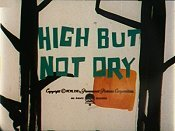 High But Not Dry Cartoon Pictures