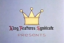 King Features Trilogy Episode Guide Logo