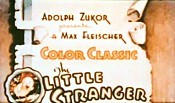 The Little Stranger Cartoon Character Picture