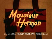 Mousieur Herman Free Cartoon Picture