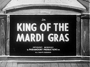 King Of The Mardi Gras Pictures Of Cartoons