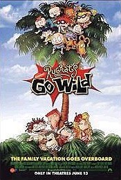 Rugrats Go Wild Cartoon Picture