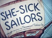 She-Sick Sailors Picture Of Cartoon