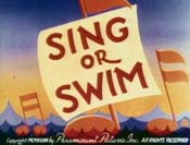 Sing Or Swim Pictures Cartoons