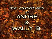 The Adventures Of André And Wally B. Picture Into Cartoon