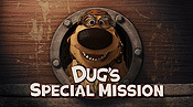Dug's Special Mission Picture Into Cartoon
