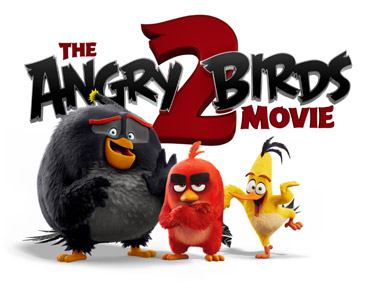The Angry Birds Movie 2 (2019) Theatrical Cartoon