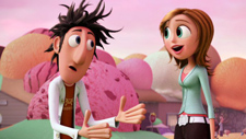 Cloudy with A Chance of Meatballs (Series) The Cartoon Pictures