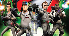 Ghostbusters: Ecto Force (Series) Picture Into Cartoon
