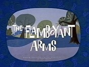 The Flamboyant Arms Cartoon Picture