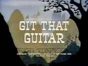 Get That Guitar Pictures Of Cartoon Characters