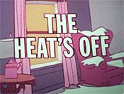 The Heat's Off Picture Of Cartoon