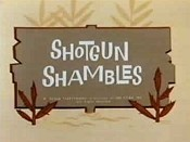 Shotgun Shambles Cartoon Funny Pictures