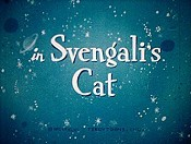 Svengali's Cat Cartoon Picture
