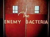 The Enemy Bacteria Free Cartoon Picture