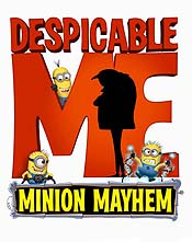 Despicable Me: Minion Mayhem Pictures Of Cartoon Characters