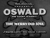 The Merry Old Soul Cartoon Picture