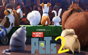 The Secret Life of Pets 2 Cartoon Pictures