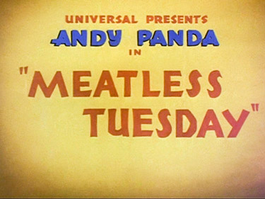 Meatless Tuesday Picture To Cartoon