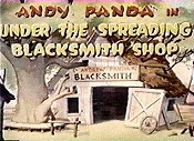 Under The Spreading Blacksmith Shop Picture To Cartoon