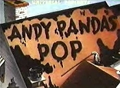 Andy Panda's Pop Picture To Cartoon