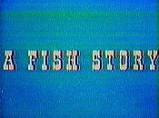 A Fish Story Cartoon Picture