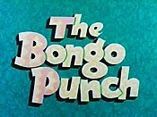 The Bongo Punch Picture Into Cartoon