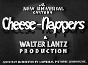 Cheese-Nappers The Cartoon Pictures