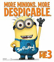 Despicable Me 3 Pictures Of Cartoon Characters